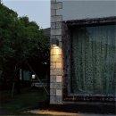 Steinhauer LED Außenwandleuchte eckig Schwarz 1 flammig 1495ZW