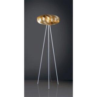 Stehleuchte Flat gold Polilux®