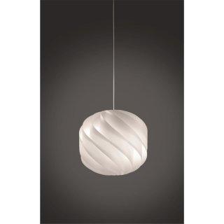 Pendelleuchte Globe III weiß Polilux®