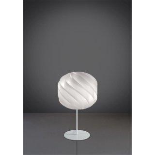 Tischleuchte Globe weiß Polilux®