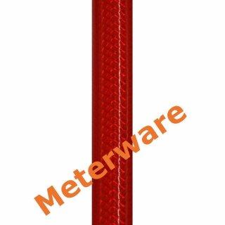 PVC Gewebeschlauch rot Ø9x15mm Meterware Druckluftschlauch