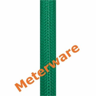 PVC Gewebeschlauch grün Ø8x14mm Meterware Druckluftschlauch