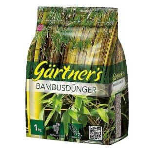 Premium Bambusdünger 1 kg