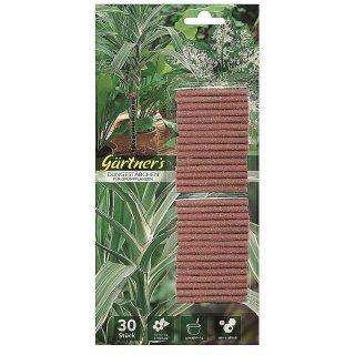 Premium Düngestäbchen für Grünpflanzen 30 Stück