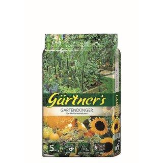 Premium Gartendünger für alle Gartenkulturen 5 kg