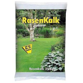 Premium Garten - Rasenkalk 25 kg