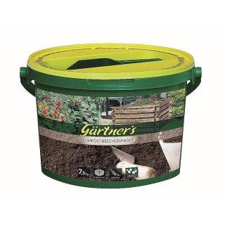 Premium Kompostbeschleuniger Schnellkomposter 7,5 kg