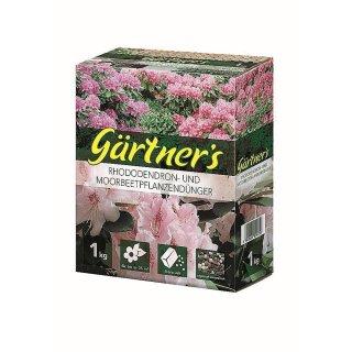 Premium Rhododendrondünger 1 kg