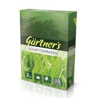 Premium Rasensamen Schattenrasen 2 kg