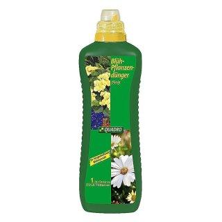 Blühpflanzendünger flüssig Oval-Flasche 1 l