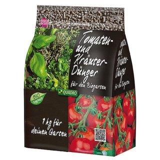 Bio - Tomaten+Kräuterdünger 1 kg