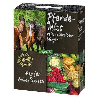 Bio - Pferdemist Naturdünger Universal 4 kg