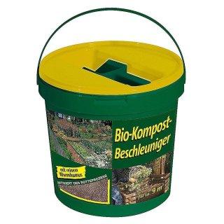 Bio-Kompostbeschleuniger Schnellkomposter 7,5Kg mit Wurmhumus mit Streuschaufel