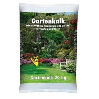 Gartenkalk 20 kg