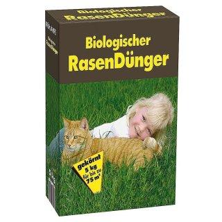Bio-Rasendünger 5 kg
