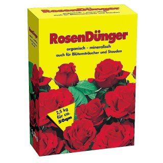 Rosendünger 2,5 kg