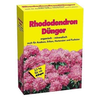 Rhododendrondünger 2,5 kg