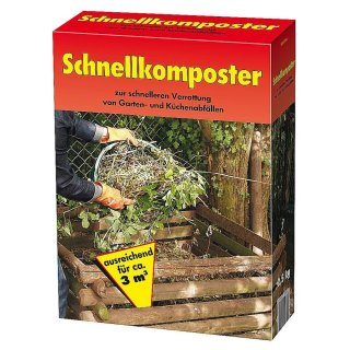 Kompostbeschleuniger Schnellkomposter 2,5 kg