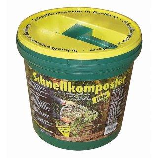 Kompostbeschleuniger Schnellkomposter 6Kg mit Streuschaufel