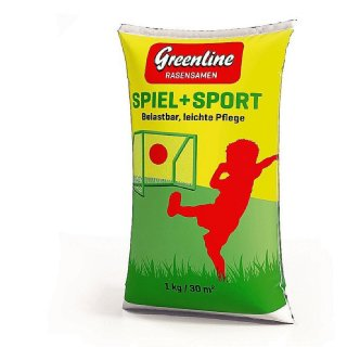 Rasensamen Spiel + Sport 1 kg