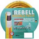 """Premium Wasserschlauch / Gartenschlauch REBELL DOUBLE-TECH ½"""" 100 Meter"""