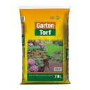 Gartentorf 25, 70, 150l Torf Hochmoortorf Naturtorf