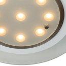 Steinhauer LED Deckenleuchte Tocoma ca. 40 cm 7480ST