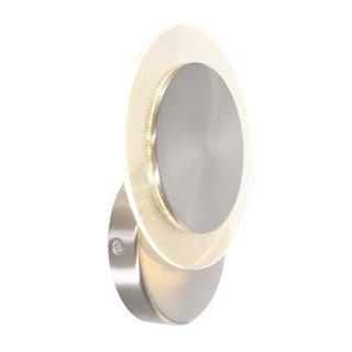 Steinhauer Lido LED 2564ST Stahl Deckenleuchte