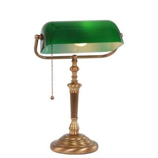 Steinhauer Tischleuchte Ancilla 6185BR Bronze