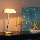 Steinhauer Tischleuchte Ancilla 7735BR Bronze