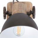 Steinhauer Deckenstrahler Mexlite Gearwood 1-light 7968A